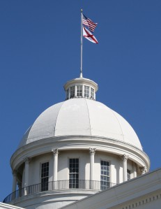 AL Capitol Dome