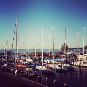Fairhope - Sailboats